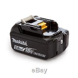 Makita 18v Lxt Dhp458 Dhp458z Dhp458rfe Combi Drill And Bl1850 Battery