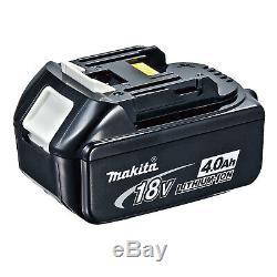 Makita 18v Lxt Dhp481 Dhp481z Dhp481rfe Combi Drill And 2 Bl1840 Batteries