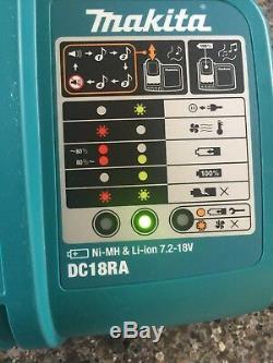 Makita 18v Lxt Li-Ion Drill Driver/impact Driver Combo Kit CT200RW