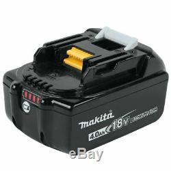 Makita 2 Piece Combo Kit XT269M Impact Drill 18V Brushless Cordless 3.0 Battery