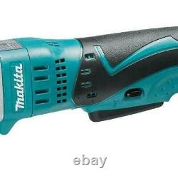 Makita 3/8 Inch Cordless Angle Drill 18 Volt LXT Lithium Ion Grinding Power Tool