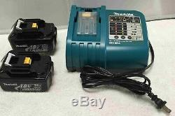 Makita BHP454 18V Li-Ion 1/2 Cordless Driver Drill Kit