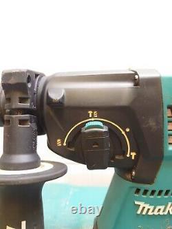 Makita BHR242 18V LXT Li-ion SDS Brushless Hammer Drill