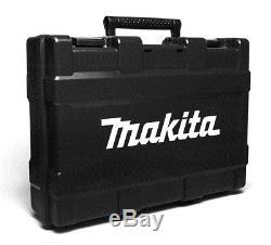 Makita Brushless Hammer Driver Drill Cordless 18v Li-Ion Inc Case BLACK DHP481