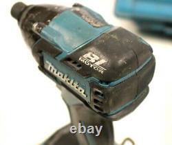 Makita Brushless XPH06 18V 1/2 Hammer Drill, XDT08 1/4 Impact Combo