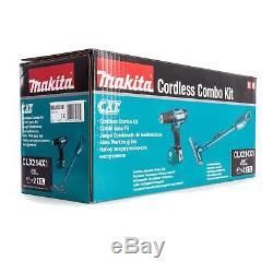 Makita CLX214X1 CXT 10.8V Cordless Combi Drill and Vacuum Kit 2 x 1.5Ah Battery