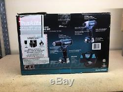 Makita (CT226) 12V MAX CXT Li-Ion Cordless Drill & Impact Driver Combo Kit