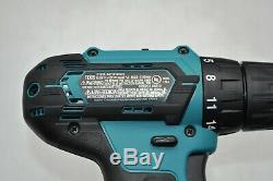 Makita CT226 12V Max CXT 3/8 Driver Drill and Impact Driver Combo Kit
