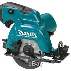 Makita CT227R 12-Volt Lithium-Ion Cordless Drill and Circular Saw Combo Kit