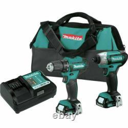 Makita CT232 Combo Drill /Impact Driver Kit