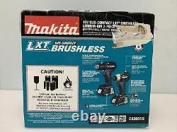 Makita CX200RB LXT 18V Sub-compact Drill+ Driver Brushless Combo Kit
