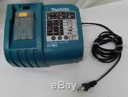 Makita Combo Kit XT269m 18V LXT Cordless Brushless Impact Driver & Hammer Drill