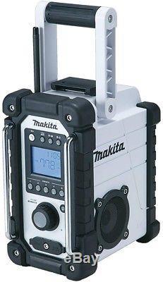 Makita Cordless Drill Saw Grinder Radio 18-Volt 3.0Ah LXT Lithium-Ion (7-PIECE)