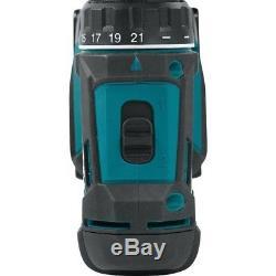 Makita Cordless Driver Drill and Impact Driver Combo Kit (2-Tool) Battery Bag