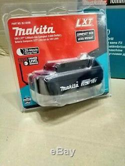 Makita DDA350Z 18V LI-ion Cordless Angle Impact Driver Drill + 2.0Ah battery