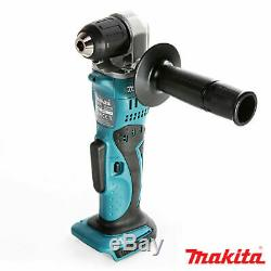 Makita DDA351Z 18v Li-Ion Cordless Angle Drill + Free Pocket Tape Measures 5M