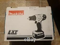 Makita DDF343 14.4V 1.3Ah Li-ion Cordless Drill Euro Plug