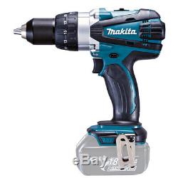 Makita DDF458Z LXT 18V Li-Ion Cordless Mobile Heavy Duty Drill Driver Body Only