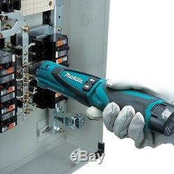 Makita DF010DSE 7.2 Volt Lithium-Ion Cordless Driver-Drill Kit Set / 220V Charge