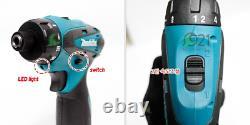 Makita DF030DZ 10.8V Drill 0.88Kg 24Nm 1300Rpm LED Free Tracking # / Bare Tool