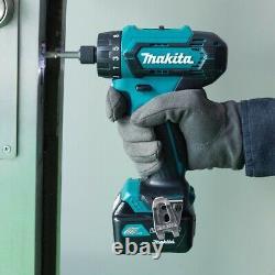 Makita DF033DZ 12V Max 10.8V CXT 1/4 Hex Drill Driver Compact Bare Unit