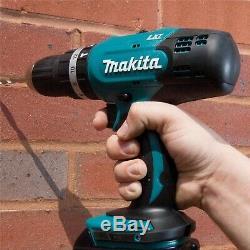Makita DHP453RF 18v Combi Hammer Drill Includes 1 x 3.0AH Battery DHP453
