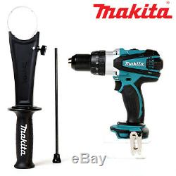 Makita DHP458Z 18V Combi Drill With 2 x 4Ah Batteries & Type 3 Case