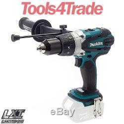 Makita DHP458Z 18V LXT 2 Speed Combi Drill Naked Body Only ex BHP458Z