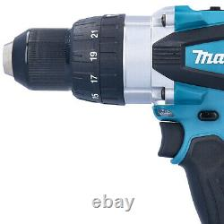 Makita DHP458Z 18v LXT Li-ion 2 Speed Combi Drill Bare Naked Body Only