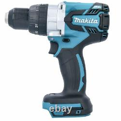 Makita DHP481 18V Brushless Combi Drill With Free Pocket Tape Measures 5M/16ft