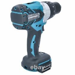 Makita DHP481 18V Brushless Combi Hammer Drill With Large Holder for Mobile, PDA