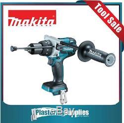 Makita DHP481 18V LXT Li-Ion Brushless Cordless 1/2 Hammer Driver-Drill