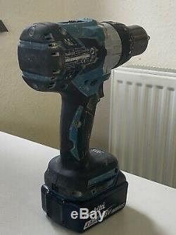 Makita DHP481 Brushless 18V Combi Drill With 4Ah Battery