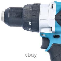 Makita DHP481Z 18v LXT Li-ion Cordless Brushless Combi Hammer Drill Body Only
