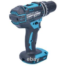 Makita DHP482 18V Combi Drill + 70 Piece Accessory Set No Battery / Charger