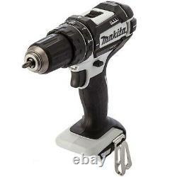 Makita DHP482SYE 18v Cordless Combi Hammer Drill + 66 Piece Screwdriver Bit Set