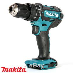 Makita DHP482Z LXT 18V Combi Drill Body With 2 x 3.0Ah Batteries