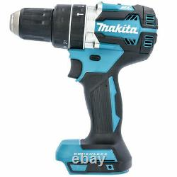 Makita DHP484 18v Brushless Combi Drill With Free Pocket Tape Measures 8M/26ft