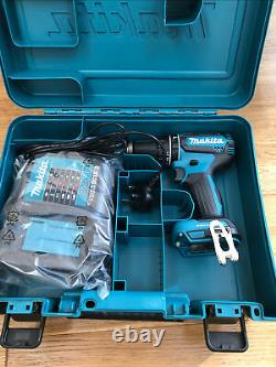 Makita DHP485 18v LXT Cordless Brushless 2-Speed Combi Drill & Case Charger Kit