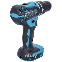 Makita DHP485 LXT 18V Cordless Combi Drill With 70 piece Accessory Bit Set