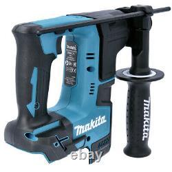 Makita DHR171Z 18V Cordless SDS+ Rotary Hammer Drill with Extra Chuck