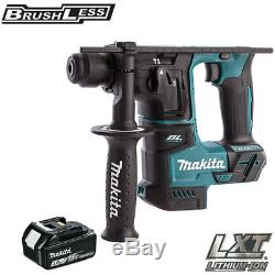 Makita DHR171Z 18V LXT Brushless SDS+ Rotary Hammer With 1 x 3Ah BL1830 Battery
