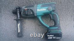Makita DHR202 18V LXT SDS CORDLESS ROTARY HAMMER DRILL MAKITA 4.0AH BATTERY
