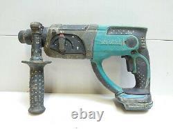 Makita DHR202 18V Li-ion Cordless SDS Plus Rotary Hammer Drill