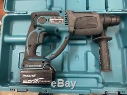 Makita DHR202 18v SDS Plus LXT Hammer Drill 3.0ah Battery Case