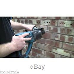 Makita DHR202Z 18V LXT SDS Plus Rotary Hammer Drill With 1 x 5Ah BL1850 Battery