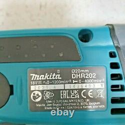 Makita DHR202Z 18V Li-ion Cordless SDS Plus Rotary Hammer Drill Body Only-Refurb