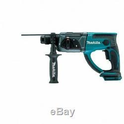 Makita DHR202Z Cordless 18V 7/8 SDS Plus Rotary Hammer Drill w 5.0Ah
