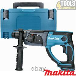 Makita DHR202ZJ 18V Li-ion SDS+ Rotary Hammer Body With Mak Case Type 3