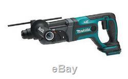 Makita DHR241Z Cordless 18V Li-ion Rotary Hammer Drill Body Only Free EMS